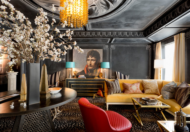 Garrow Kedigian's Napoleon's Lounge Kips Bay 2016