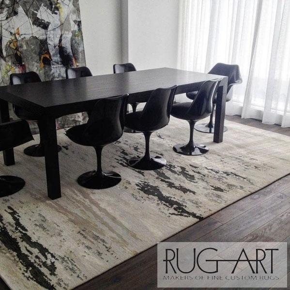 rug art Ad