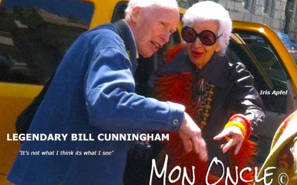 LEGENDARY BILL CUNNINGHAM