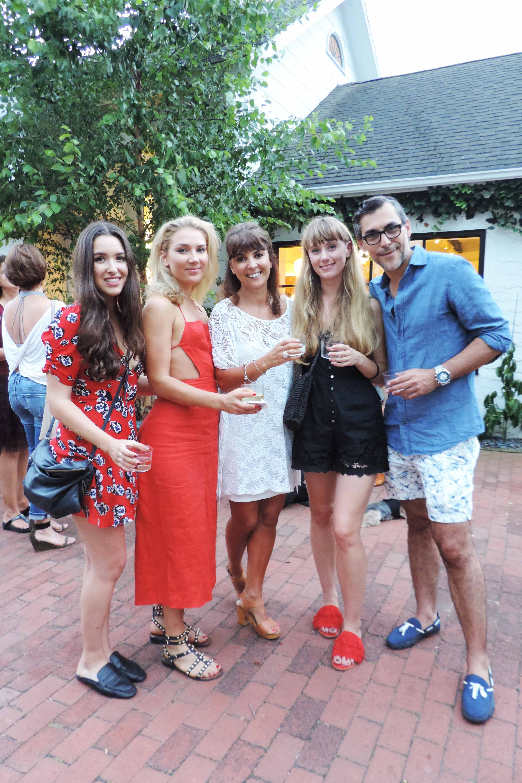 Hannah Boyle + Alissia Perna + Masida Perna + Liz Ricketson + Nick Dupart