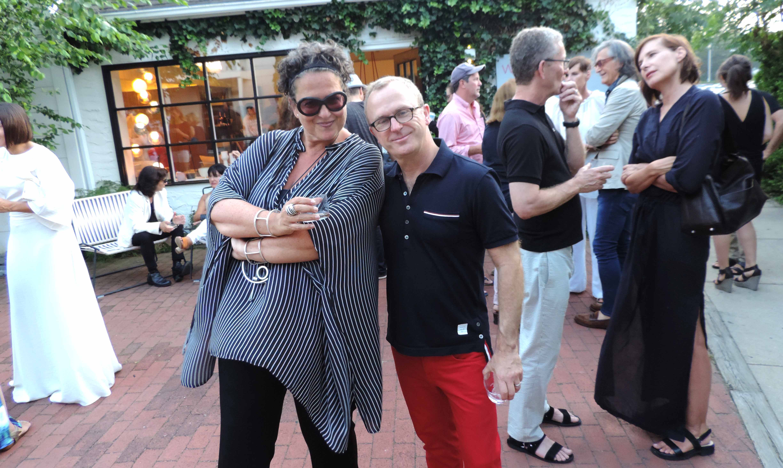 Cindy Allen + Scott Sanders