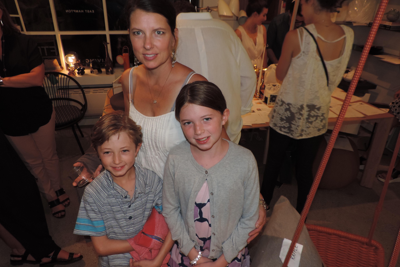 Jenny Hadley + Her Children