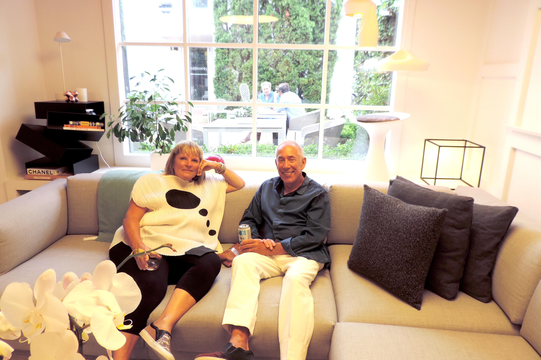 Susan Dorfman + Fred Dorfman