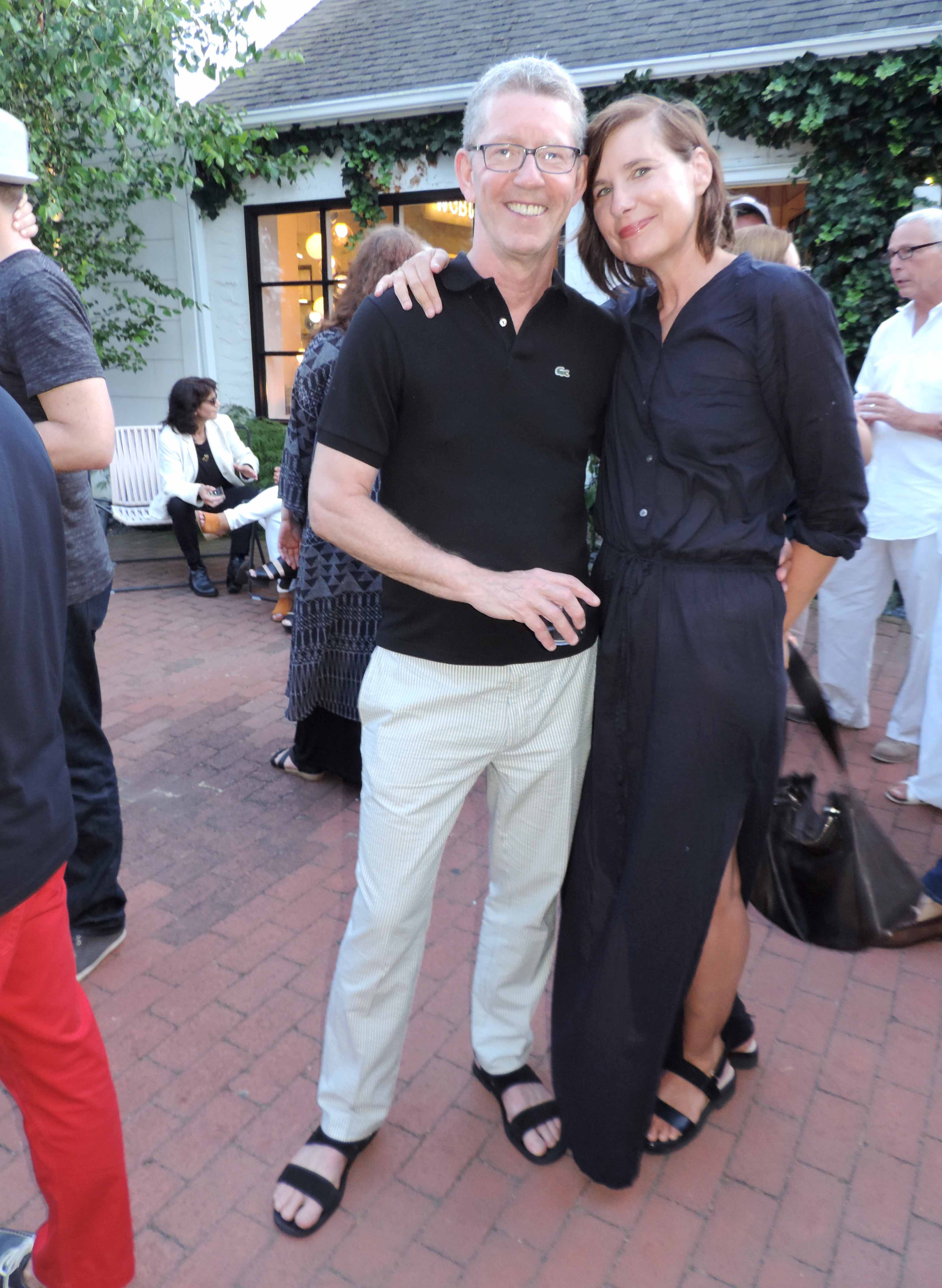 Peter Wilson + Jayne Michaels