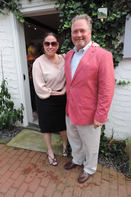 Tamara Matthews Stevenson + Randy Stevenson