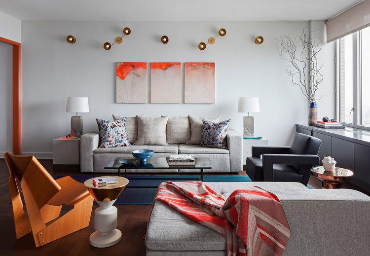 220 Riverside Drive, NY, NY; Designer: Noah Turkus and Lindsay Weiss; Location: Upper West Side, NY