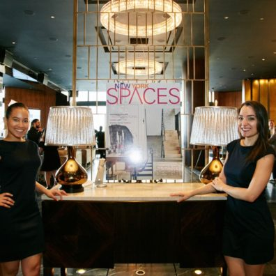 NEW YORK SPACES MAGAZINE AWARDS LEADERS IN HOME DESIGN