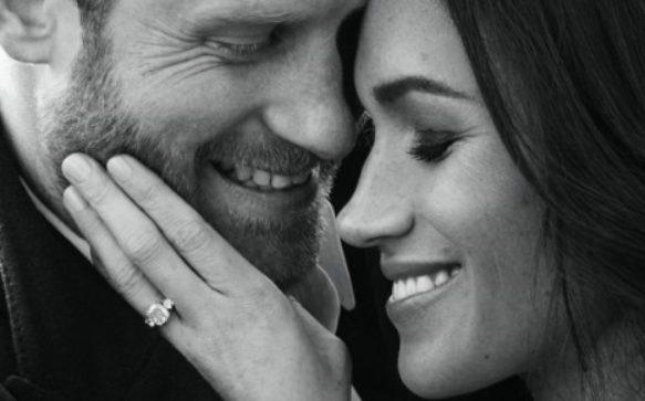 ROYAL WEDDING BREAKS TRADITION