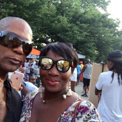 Bevy Smith & Rio Hamilton