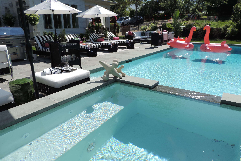 Hamptons designer showhouse 2018 for Pool design hamptons