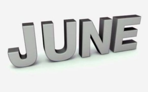 J U N E 2018