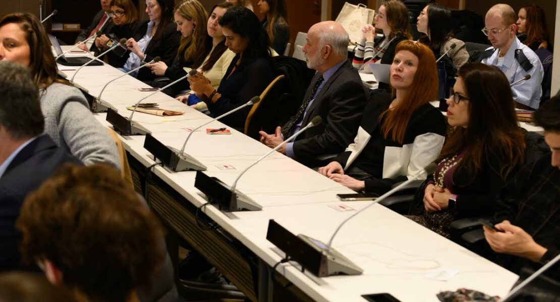 UNITED NATIONS TALKS TEXTILES