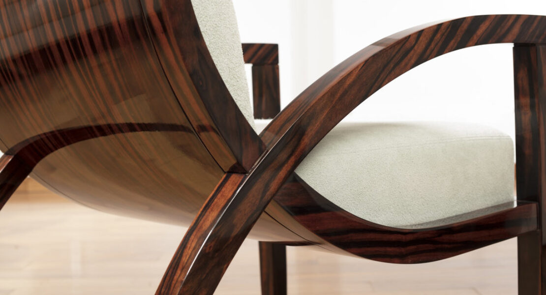 THE HIGH ART OF HANDCRAFTED FURNITURE